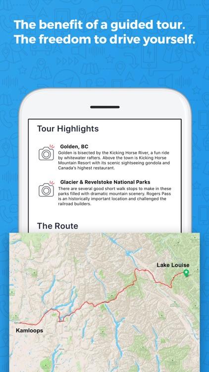 Lake Louise to Kamloops GyPSy screenshot-4