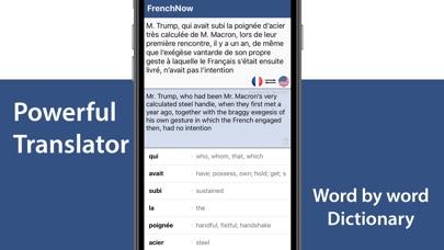 Screenshot #2 for French Translator.