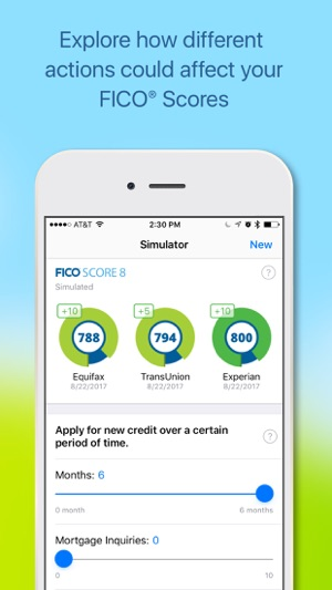 equifax 3-in-1 monitoring with free credit score - 2