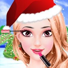 Activities of Christmas Princess Party Salon