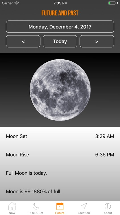 Moon Phase Plus Professional screenshot-2