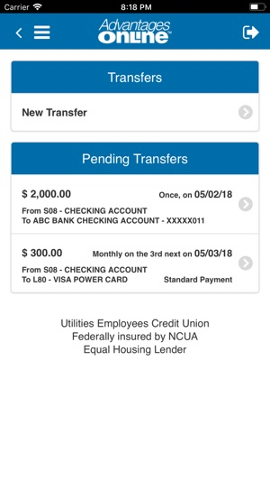 Utilities Employees Credit Union >> Uecu Mobile On The App Store