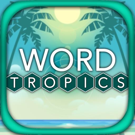 Word Tropics: Crossword Games