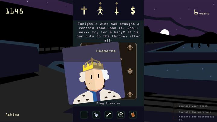 Reigns: Her Majesty Screenshots