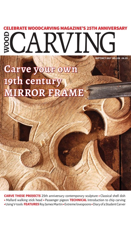 Woodcarving Magazine screenshot-1
