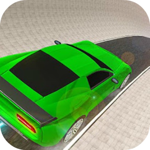 Target Car Speed Jump 3D icon