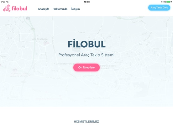 Image of Mobilfilo for iPad