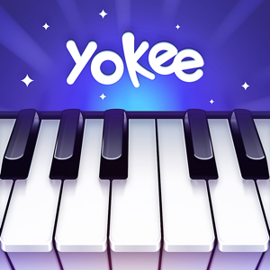 Piano app by Yokee ios app
