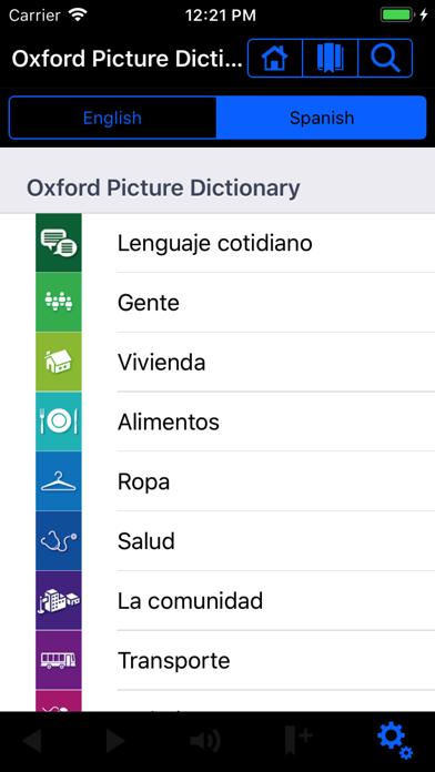 Oxford Picture Dictionaryのおすすめ画像2