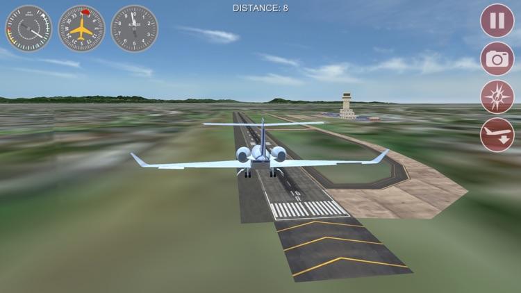 Airplane Fly Tokyo Japan screenshot-6