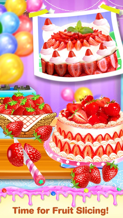 Strawberry Cake - To Shortcake screenshot-4