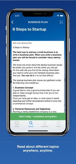 best business plan app