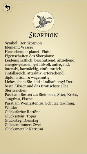 welches sternzeichen passt zur skorpion frau