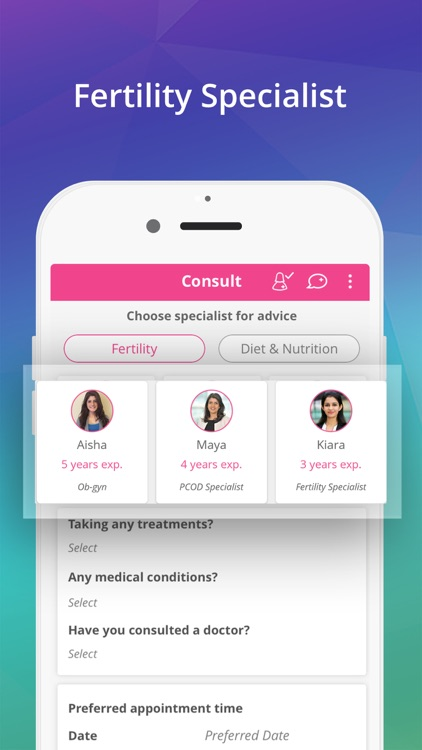 Ovulation Tracker & Fertility screenshot-3