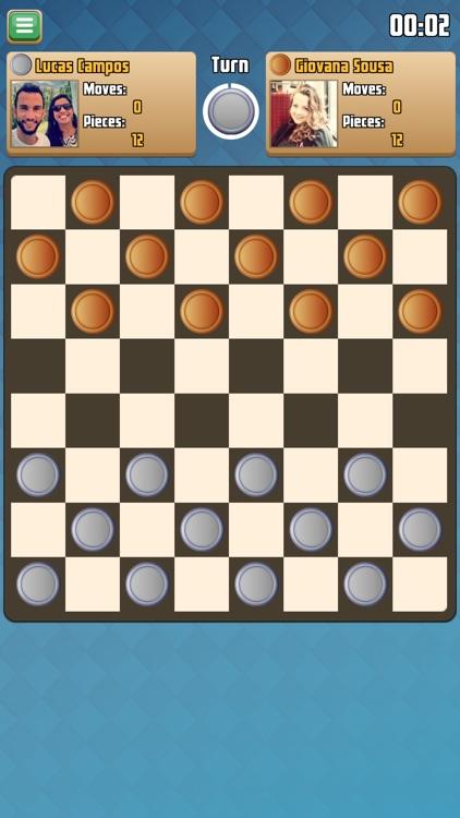 Checkers Online Multiplayer screenshot-3