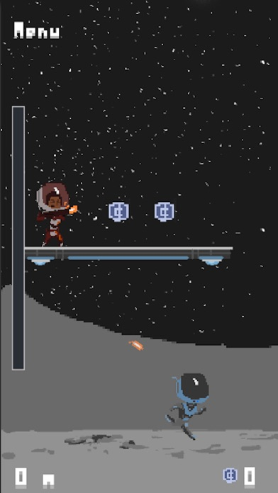 Spacer Sprint Screenshot
