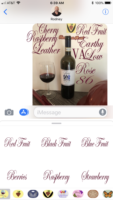 Wine Tasting Terminology screenshot one