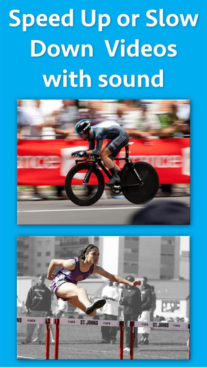 Video slow & fast speed Ramp screenshot-0