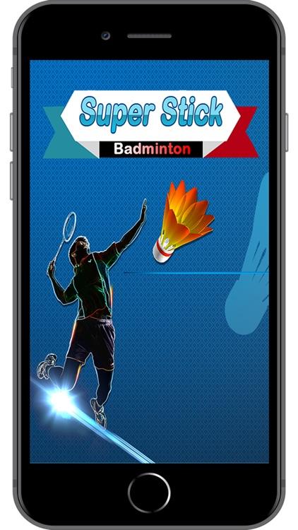 Super Stick Badminton Champion