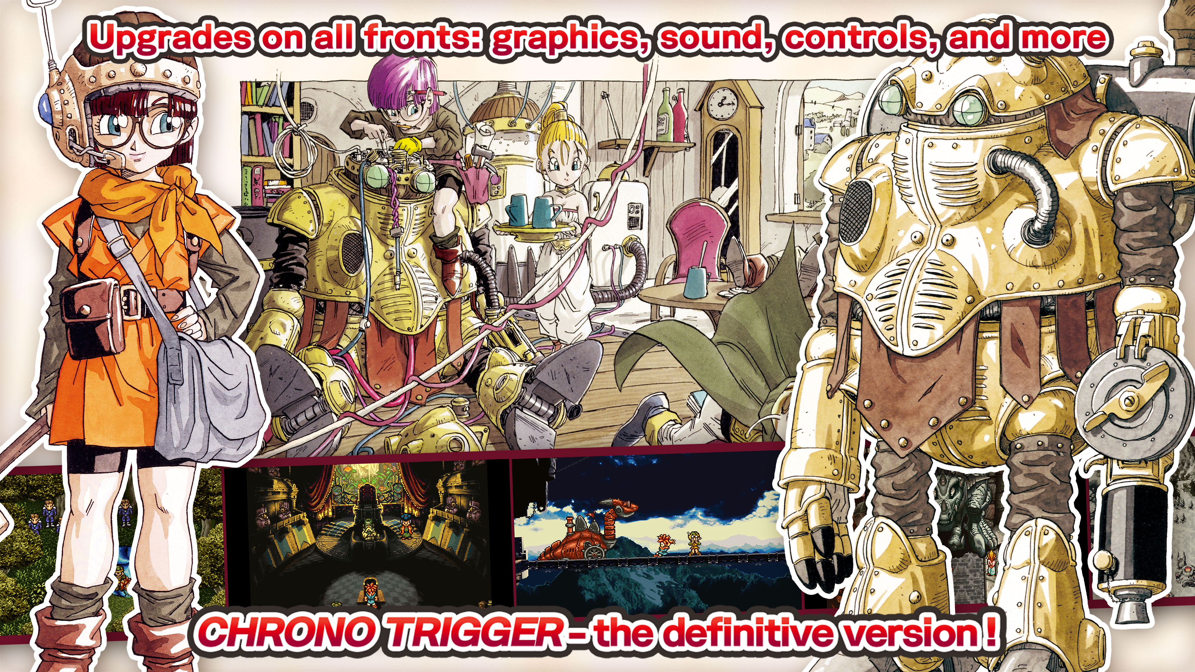 CHRONO TRIGGER (Upgrade Ver.) screenshot 13