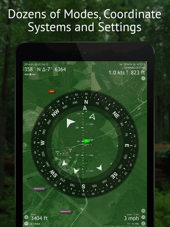 Screenshot #2 for Commander Compass
