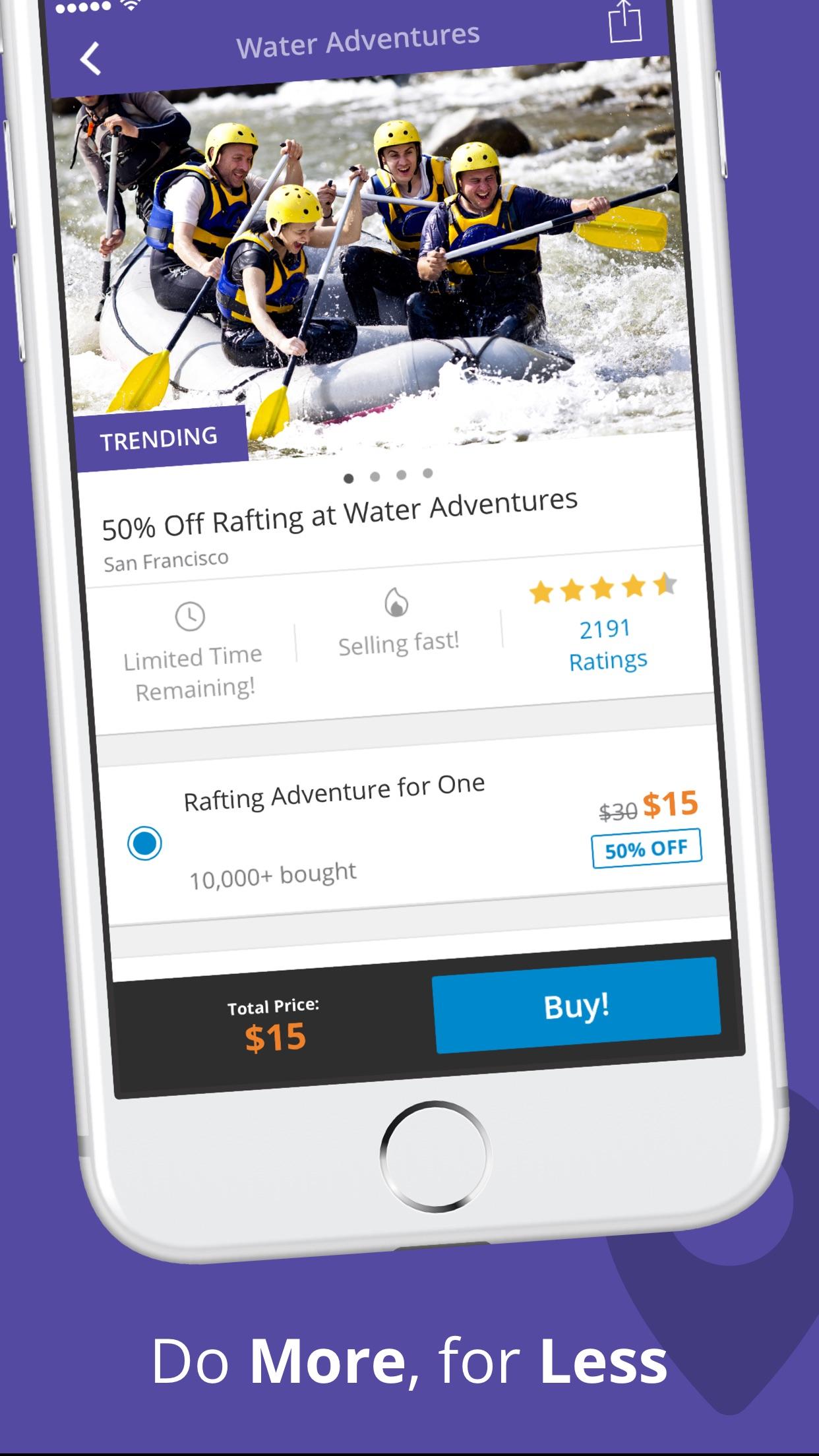 LivingSocial - Deals & More Screenshot