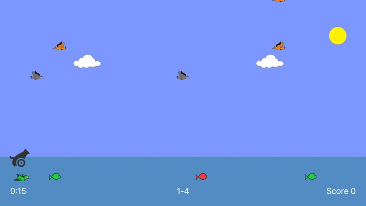 Furious Fish Revenge Lite screenshot-0