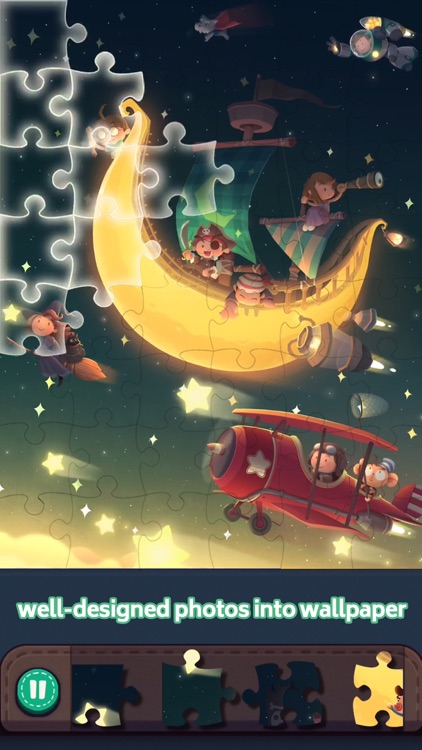 Live jigsaw-epic puzzle game