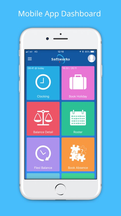 Softworks Self Service App screenshot-3