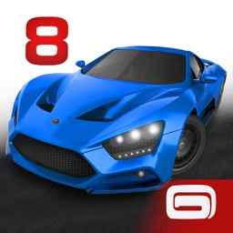 Asphalt 8 Apple Watch App