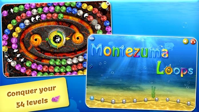 Montezuma Loops 2018 Screenshot