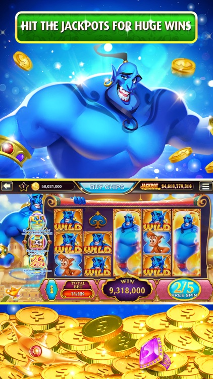 lucky vegas casino: Slots Game