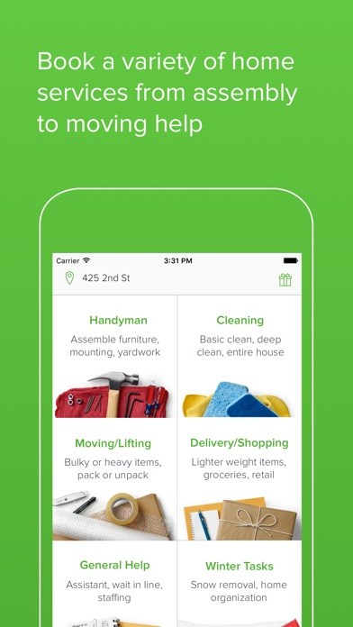 TaskRabbit - Handyman & More for Windows
