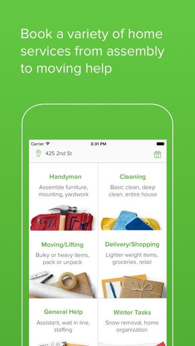 TaskRabbit - Handyman & More iPhone