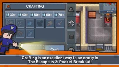 Escapists 2: Pocket Breakout screenshot 5