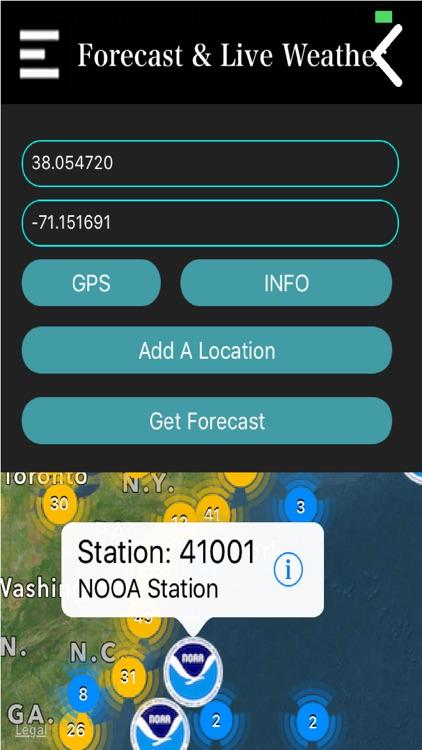 Marine Forecaster screenshot-4