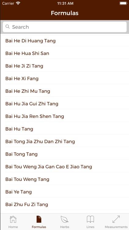 Chinese Medicine Classics