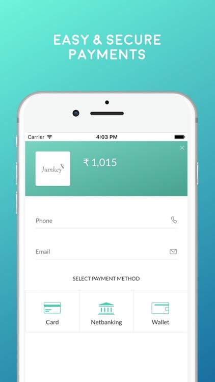 Jumkey - Jewelry Shopping App screenshot-4
