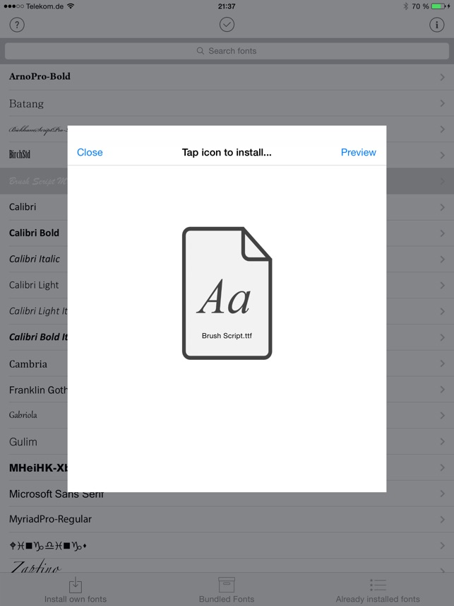 Anyfont on the app store anyfont on the app store ccuart Images