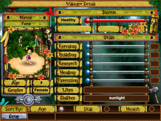 Virtual Villagers 2 Lite screenshot 8