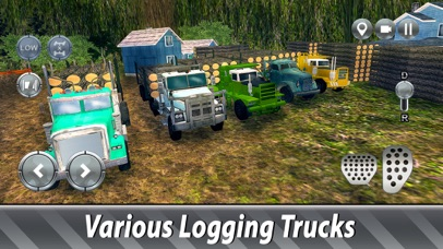 Sawmill Trucks Simulator screenshot 4