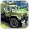 US Army Cargo Driver 3D