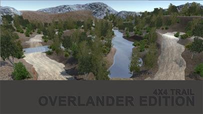4X4 Trail Overlander Edition screenshot 3