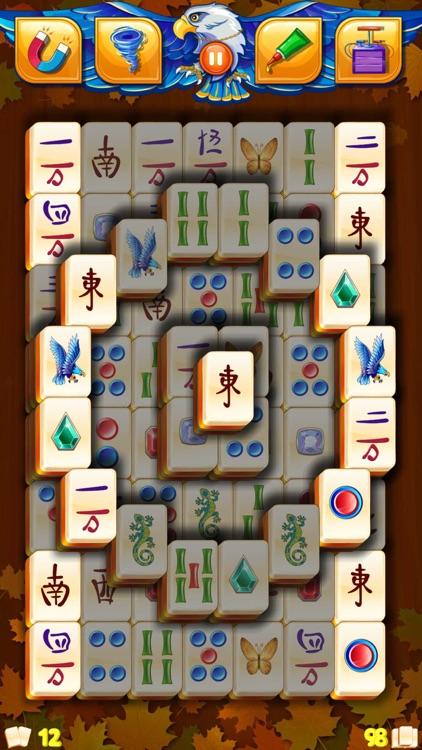 Mahjong: Titans Cliff screenshot-3