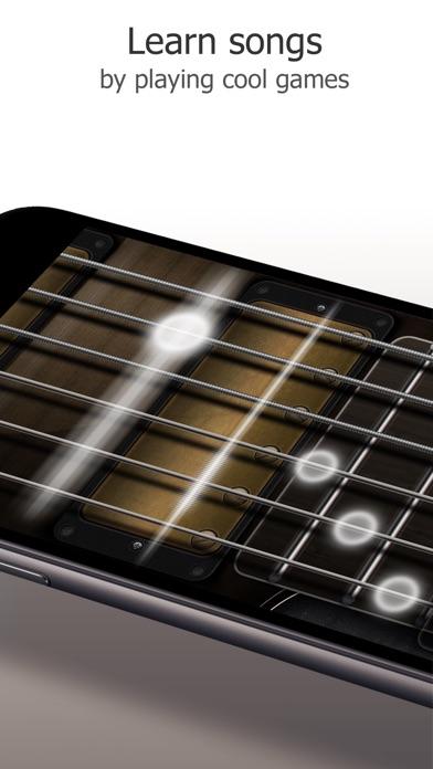 Guitar review screenshots