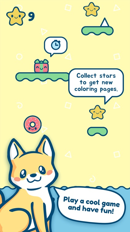 Kawaii: draw and play