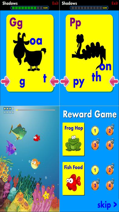 Phonic Flashcards - ANIMALS screenshot three