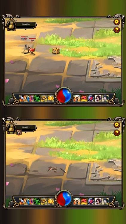 大热血-正版·传世·私服游戏 screenshot-7