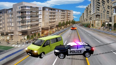 Police Highway Chase Games screenshot 5
