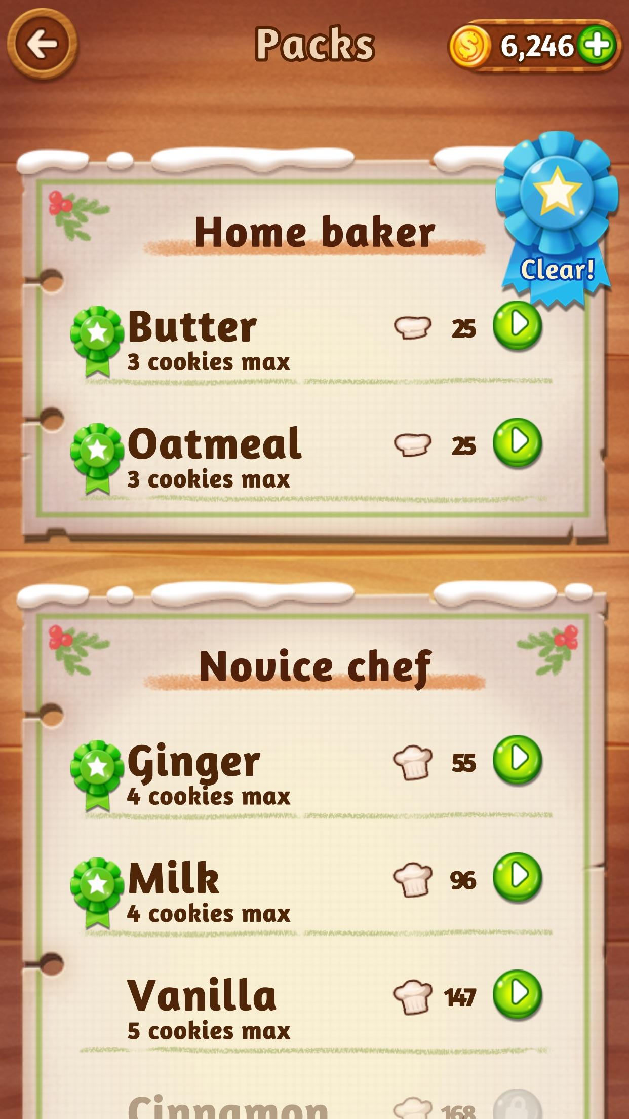 Word Cookies! Screenshot